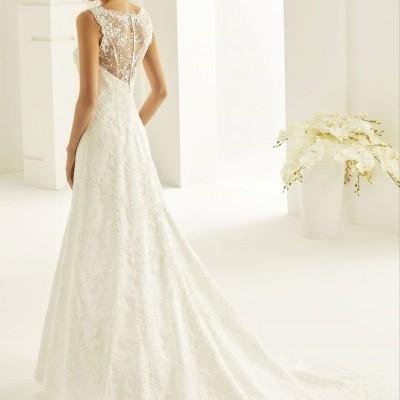 Vestido Noiva Sabrina