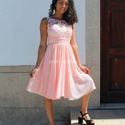 Vestido Aurora Curto