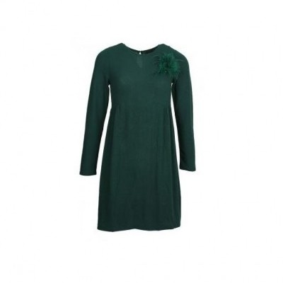 Vestido C/ Alfinete SMF