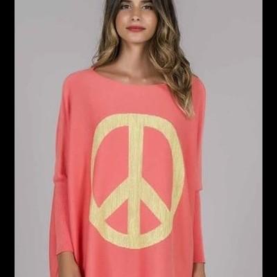 Camisola Motivo Paz RUGA