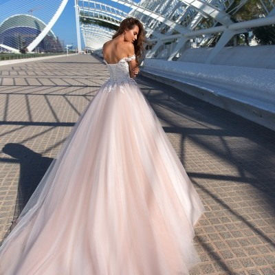 Vestido Noiva MB068