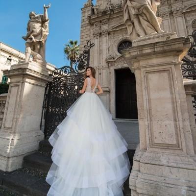 Vestido Noiva MB015