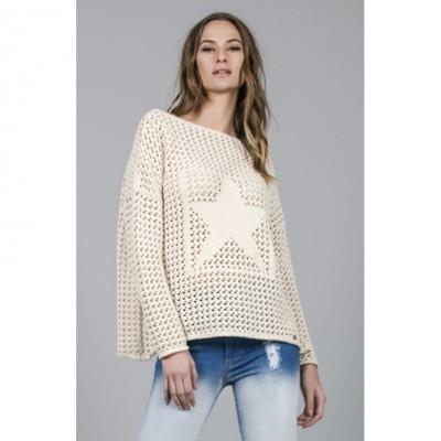 Camisola Tricot Estrela RUGA