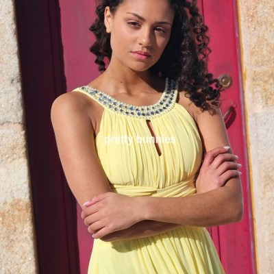Vestido Catarina Longo