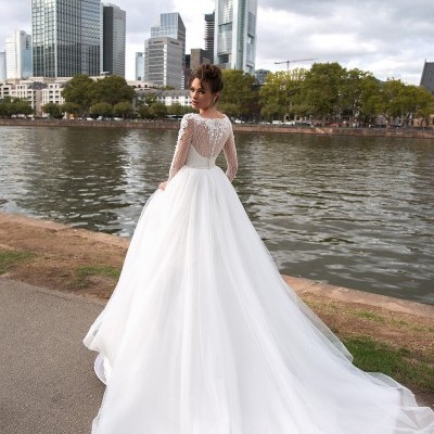 Vestido Noiva 076