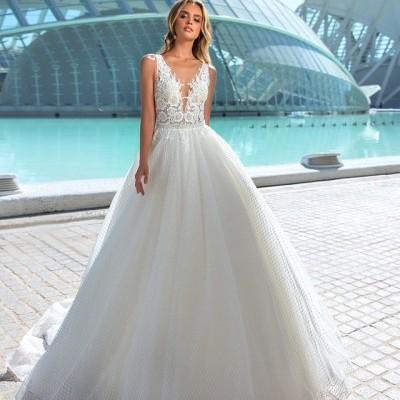 Vestido Noiva MB066