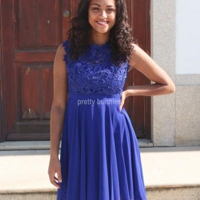 Vestido Angélica Curto