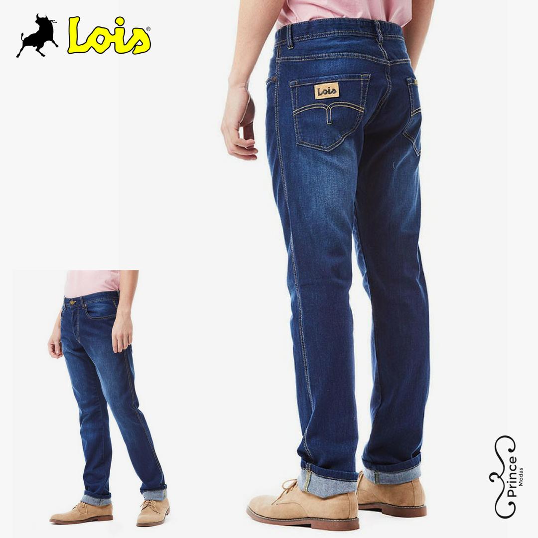 44cfe41a5 Calça ganga H. Lois Jeans ...