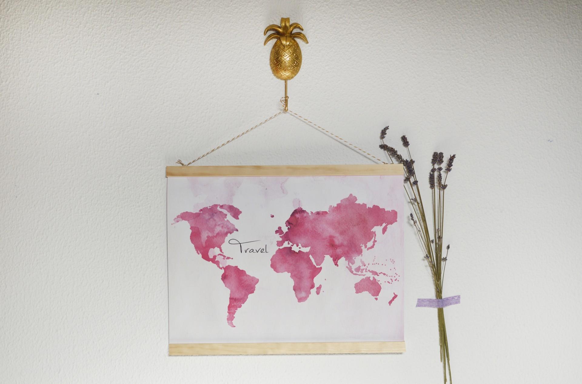 Travel Pink
