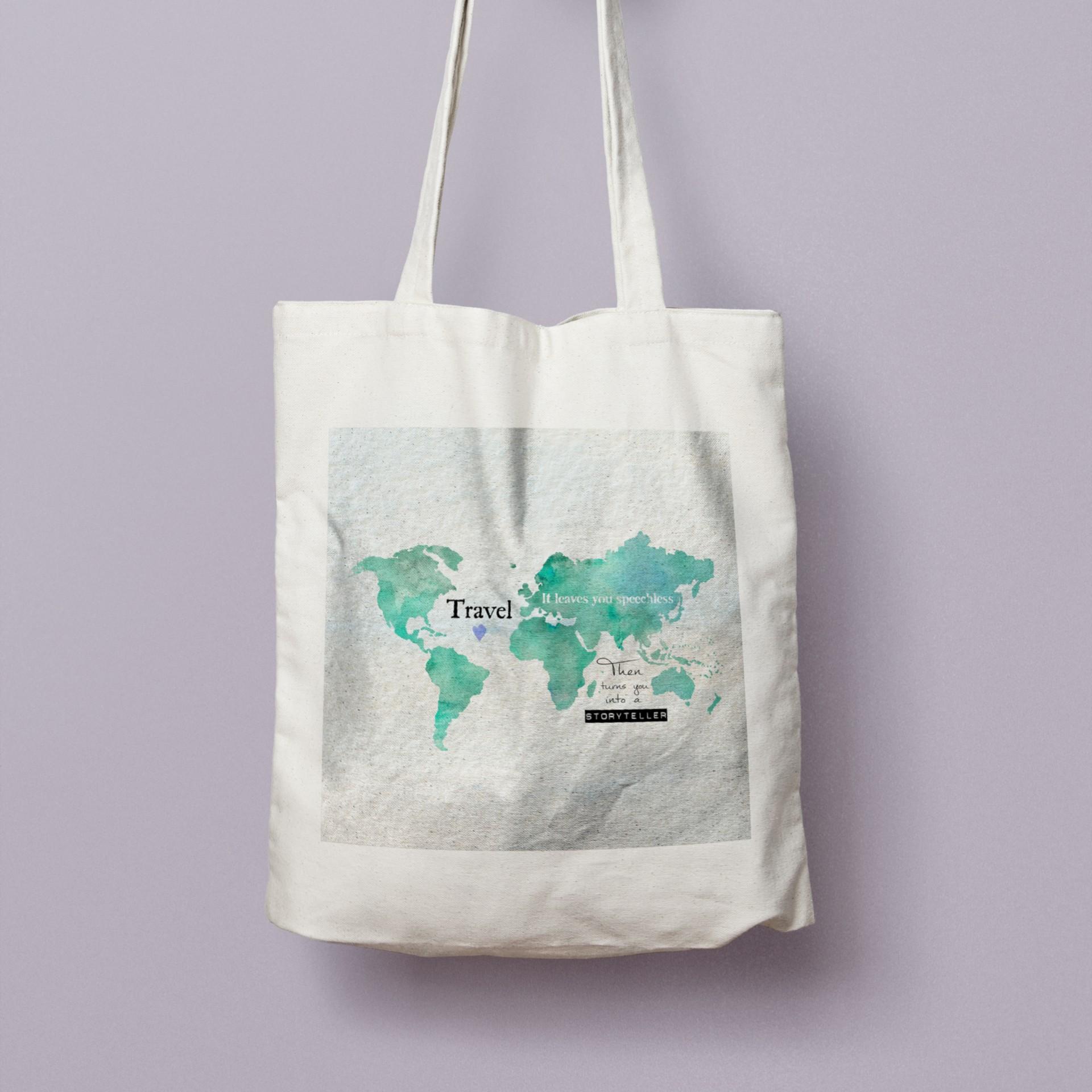 Tote Bag Travel