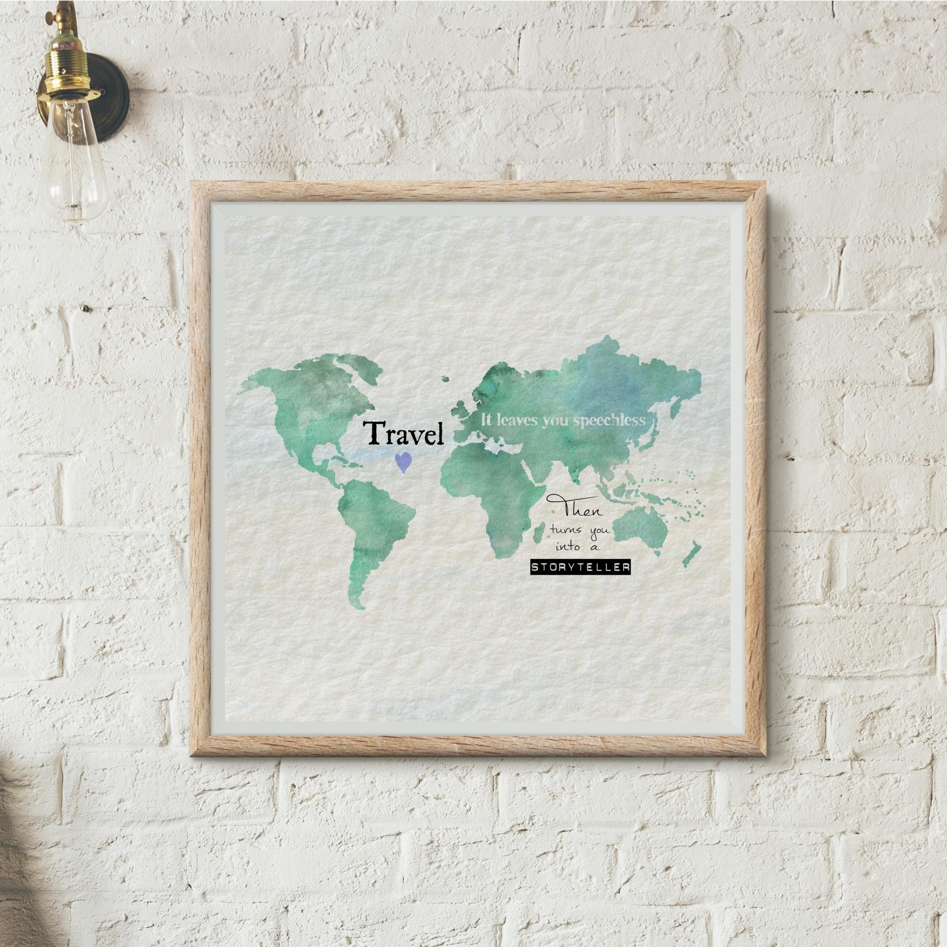 Travel Storyteller
