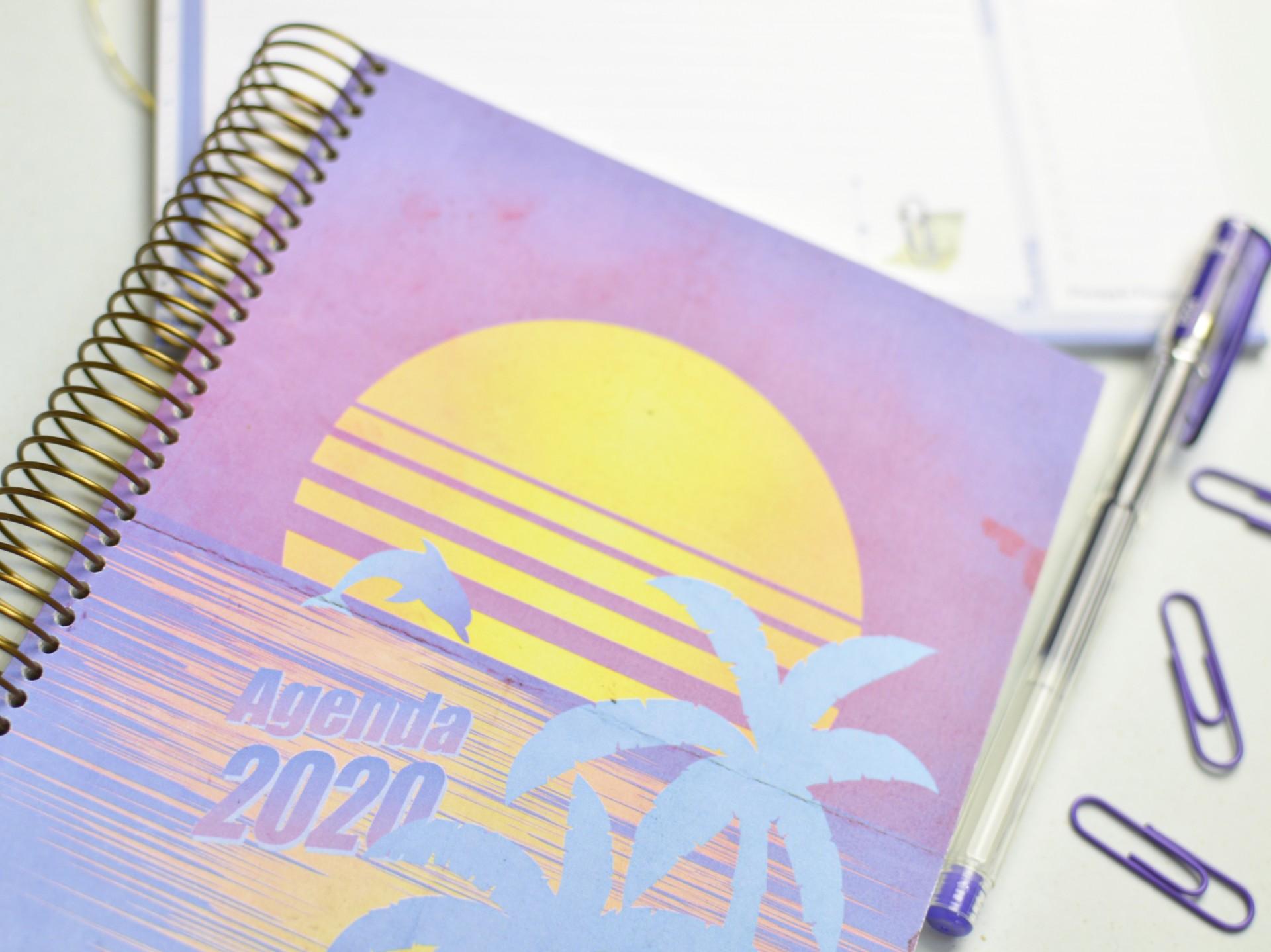 Agenda Malibu Sunset  - A6