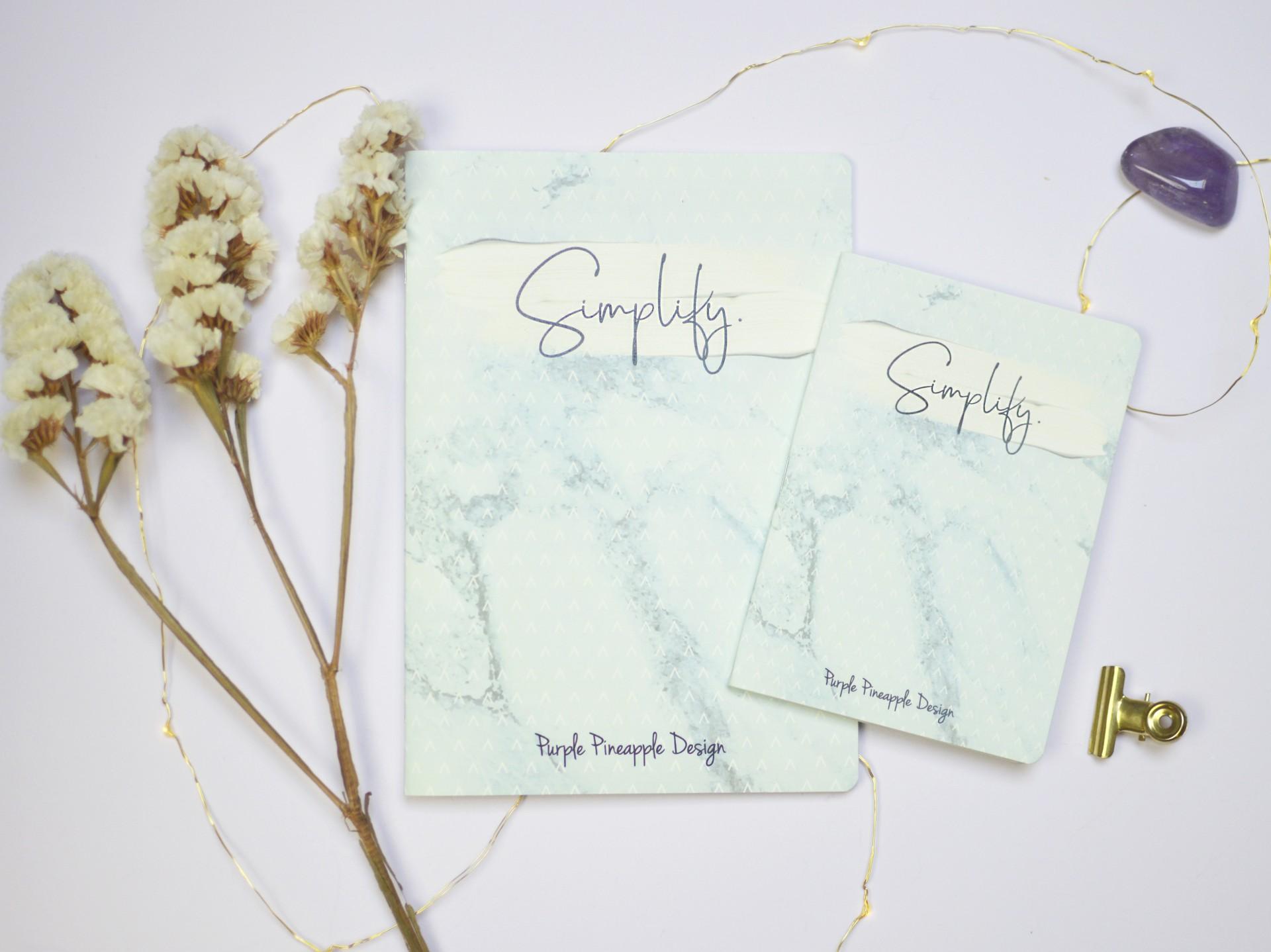 Caderno Simplify