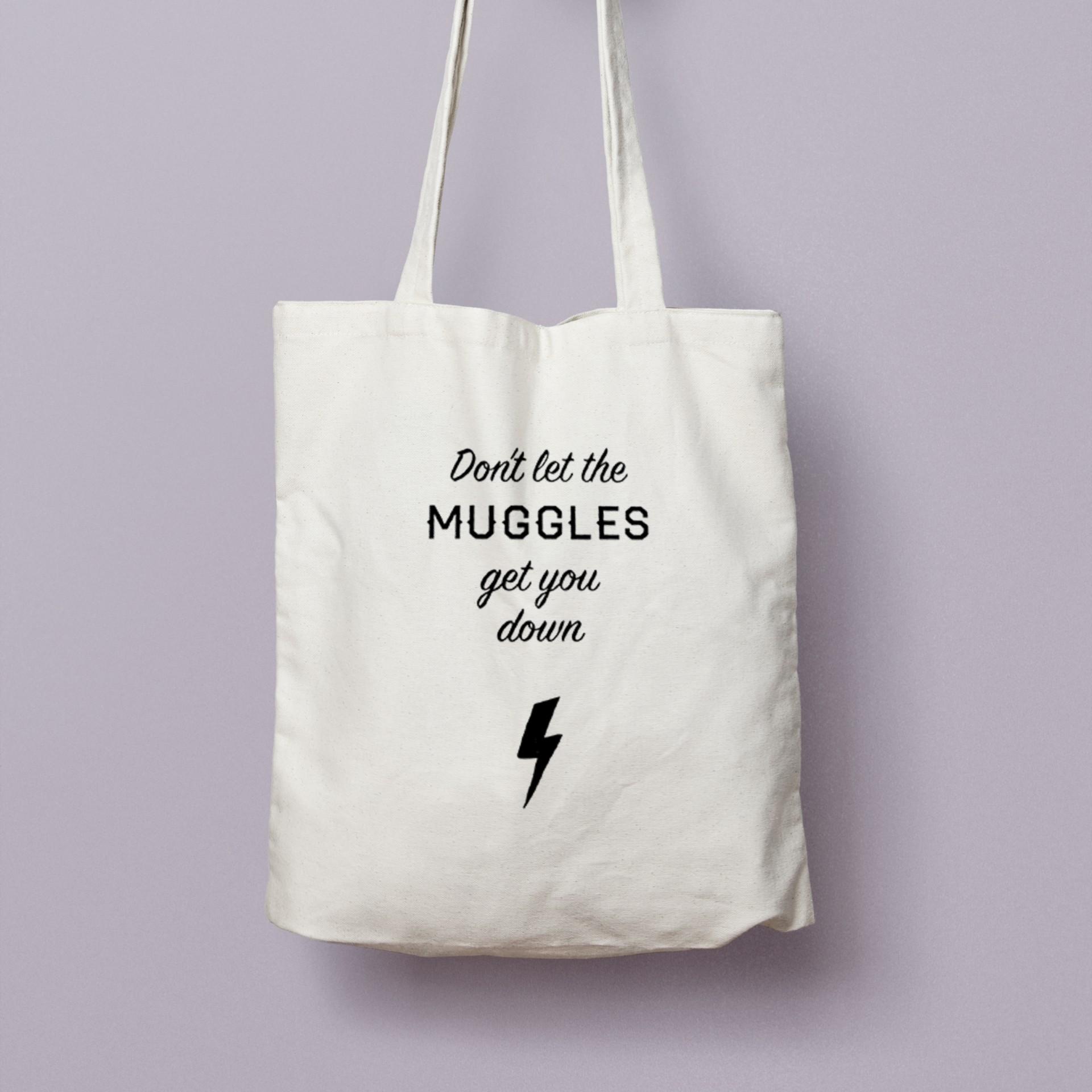 Tote Bag Muggles
