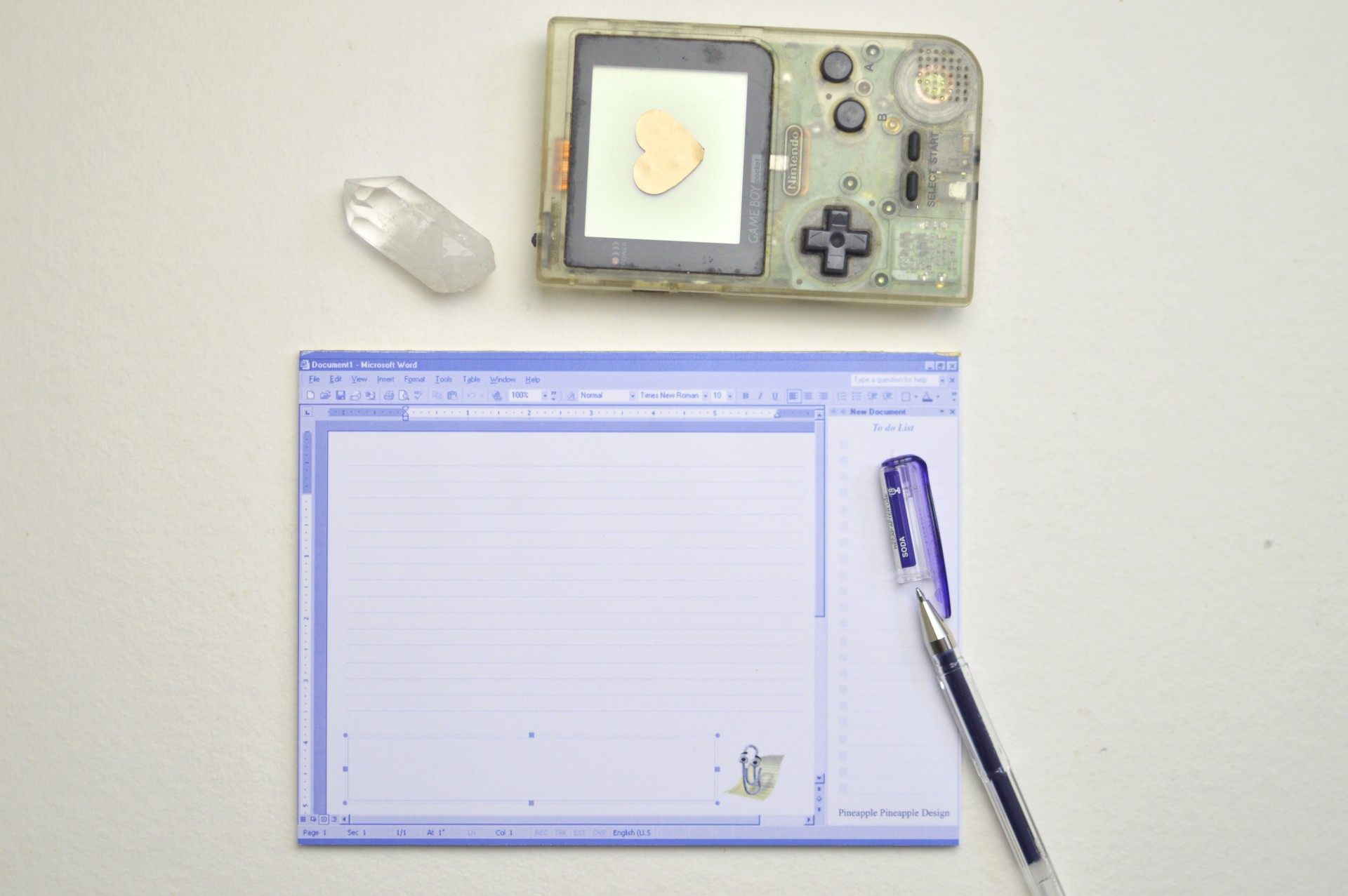 Word  Notepads