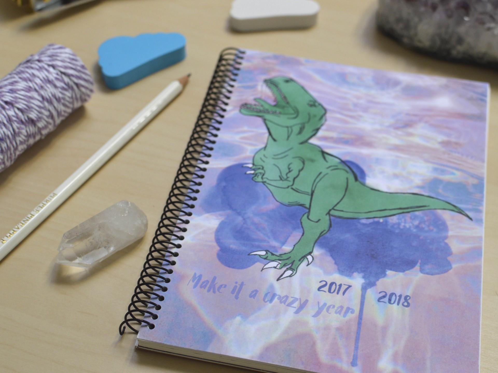 T - Rex . Make it a crazy year!