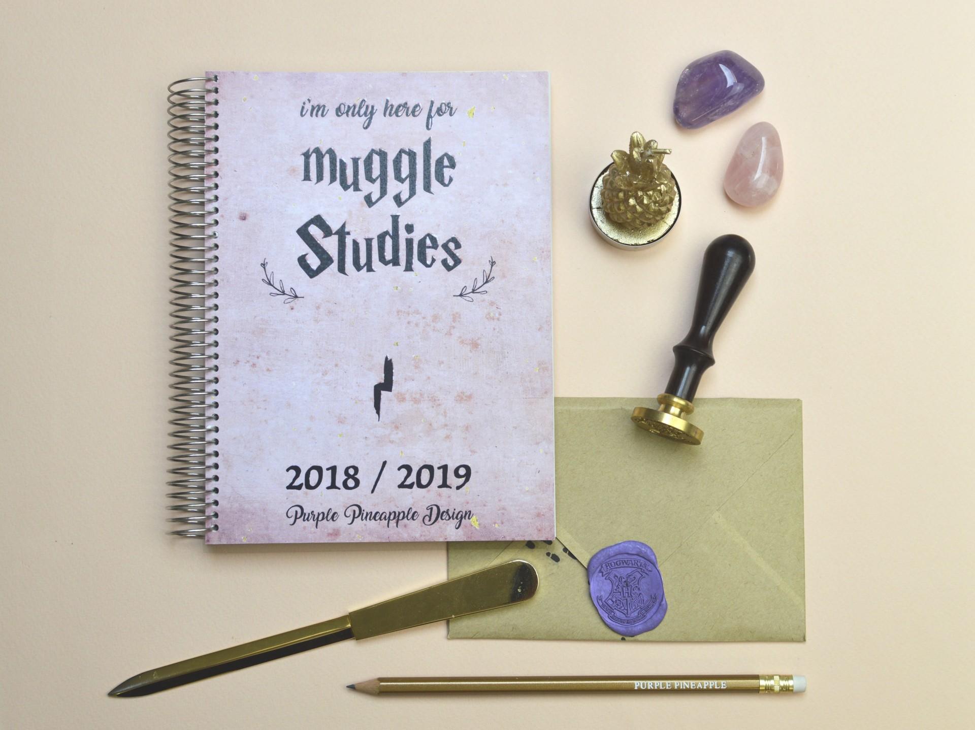 Agenda Potterhead • 2019