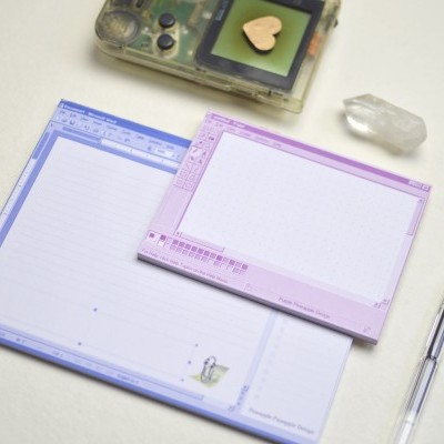 Word & Paint  Notepads