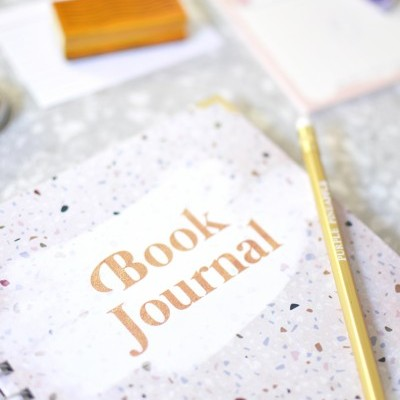 Book Journal - Caderno de Leitura