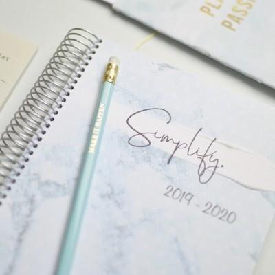 Agenda Simplify  - A6