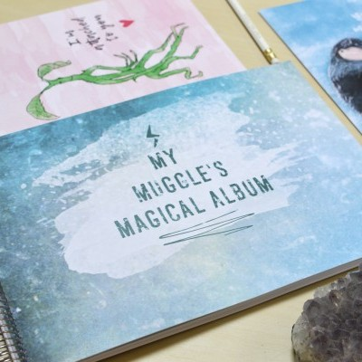 My Muggle's Magical Album