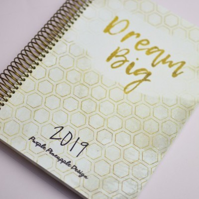 Agenda Dream Big