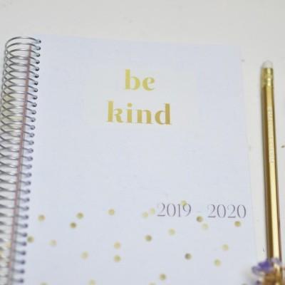 Agenda Be Kind