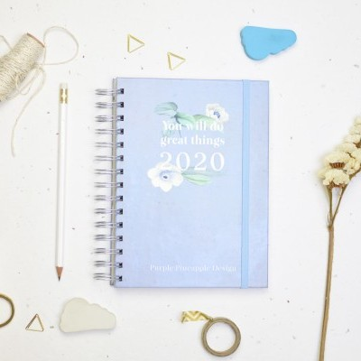 Agenda 20•20 Azul - A6