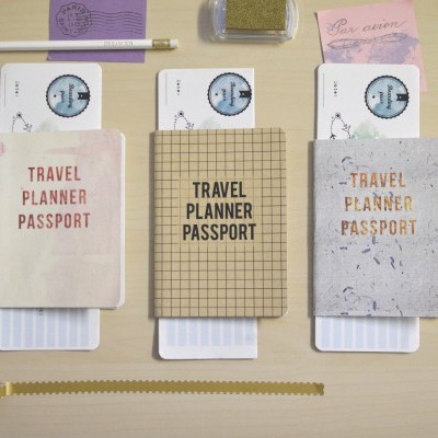 Travel Planner Passport