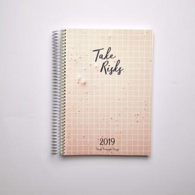 Agenda Take Risks - En