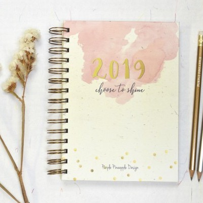 Agenda Choose to Shine  - 2019
