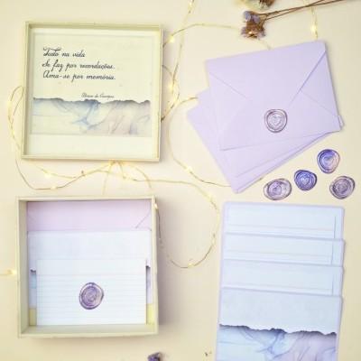 Caixa  de memórias  - Para mais tarde recordar ♥