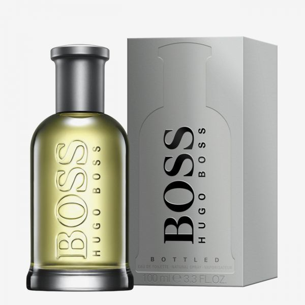 Boss Bottled Eau de Toilette Vaporizador - 30ml, 50ml, 100ml, 200ml