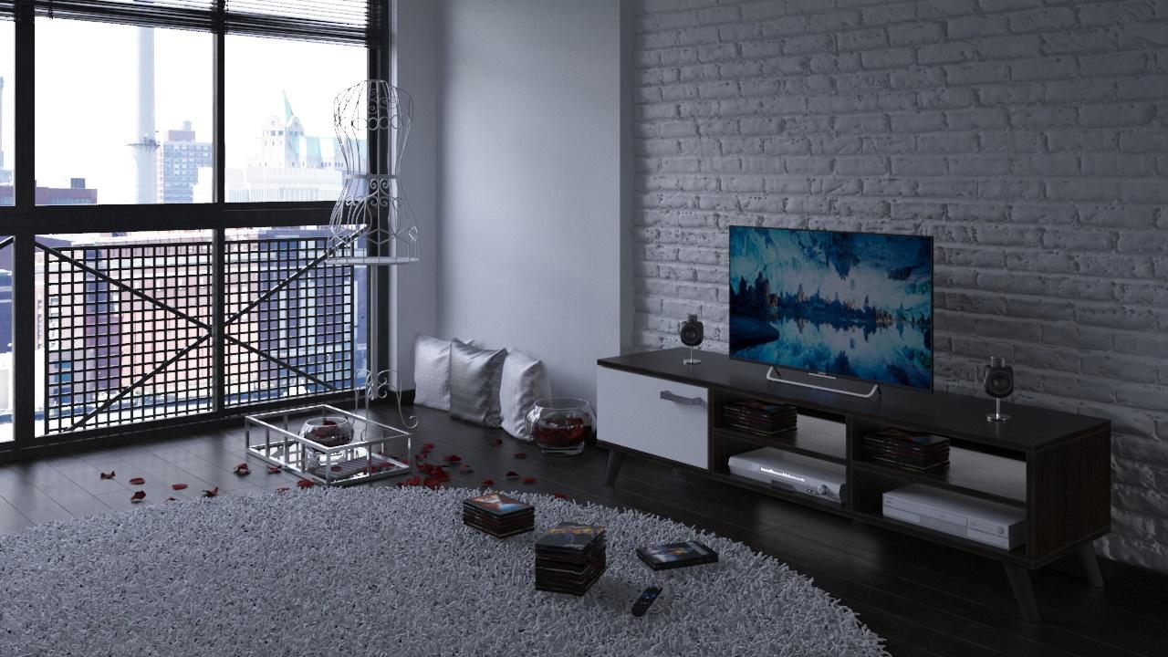 Móvel de Tv Bul - Disponível em 2 cores