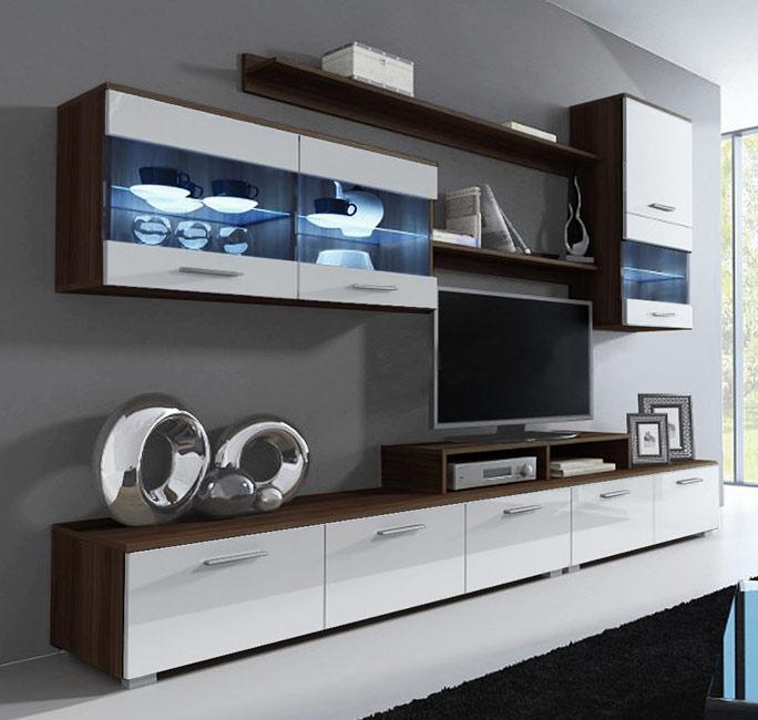 Móveis de Sala Luc2 - 5 opções de cor