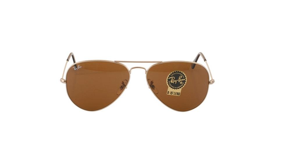 Óculos de Sol Rayban Aviator RB3025 001/33