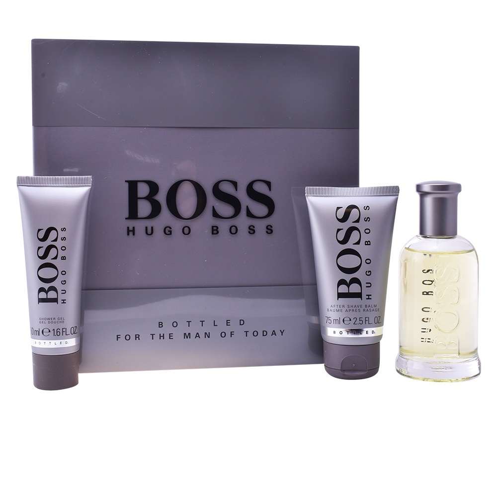 Coffret Boss Bottled Homem Lote 3 - Hugo Boss