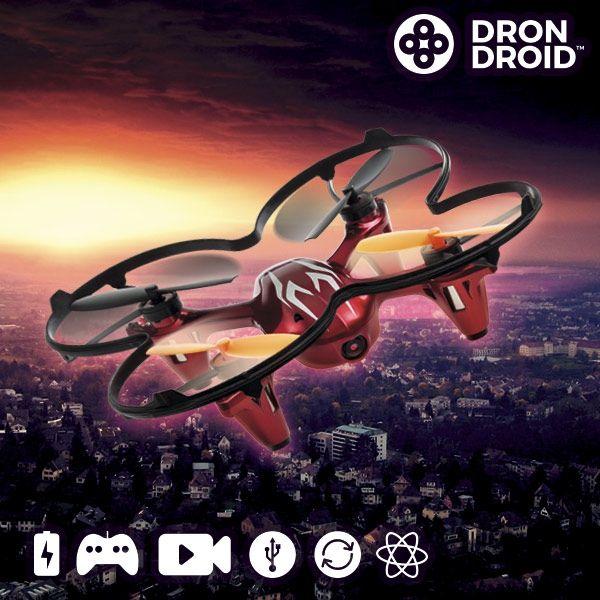 Drone Cruise com Câmara, Giroscópio de 6 eixos