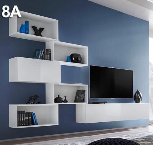 Móveis de Sala Rectis - disponíveis em 4 cores
