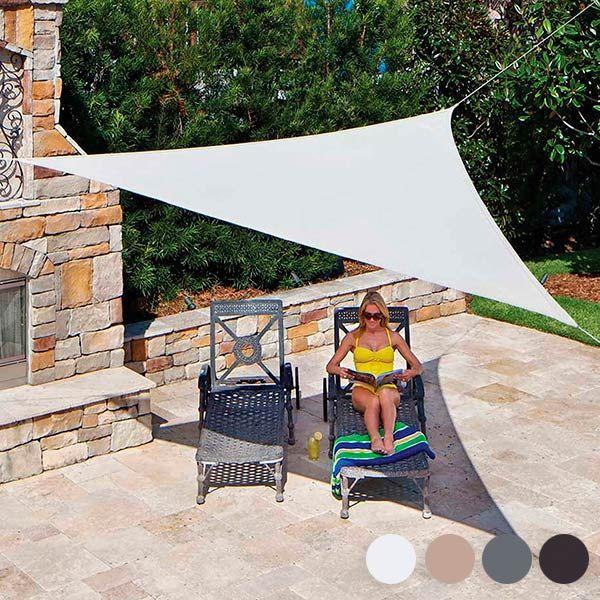 Toldo Vela Sombra triangular 3,6m