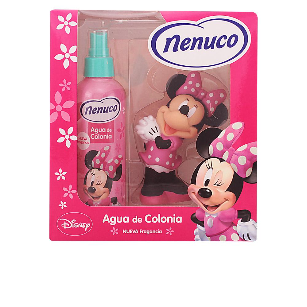 Coffret Nenuco Mickey ou Minnie