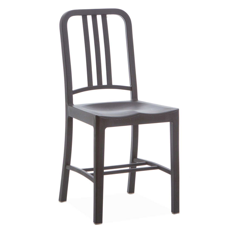 Cadeira Retro de interior ou exterior - Disponível em 2 cores