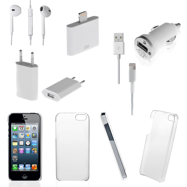 Pack de Acessórios para iphone Nova Geração