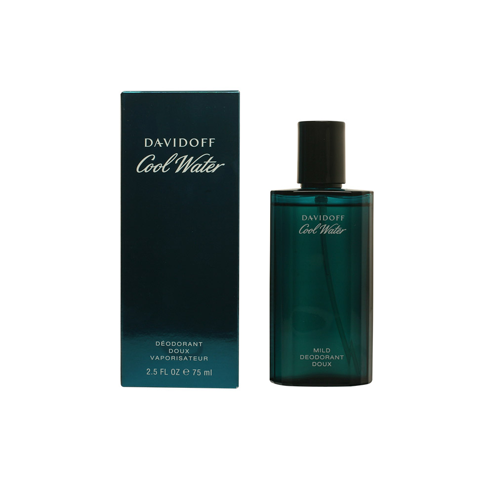 Davidoff Cool Water desodorizante 75ml