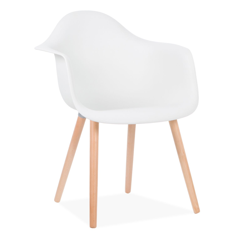 Pack 2 Cadeiras de Refeição - 4 cores disponíveis