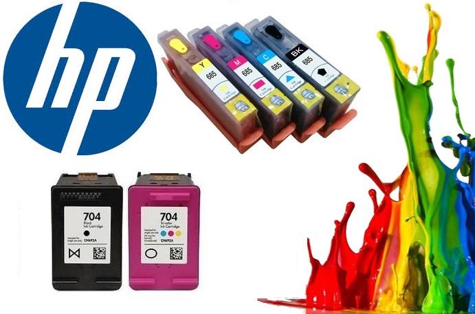 Tinteiros XL compatíveis com HP Nº302 | Pack 2 Preto + Cores
