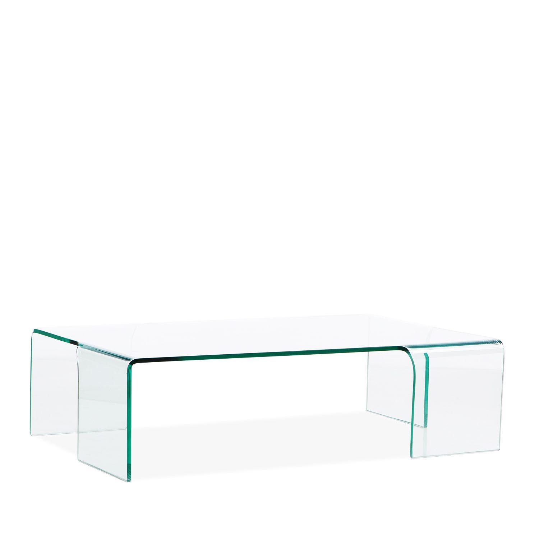 Mesa de Centro em Vidro temperado