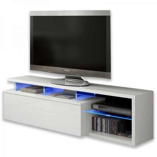 Móvel de Tv White LED