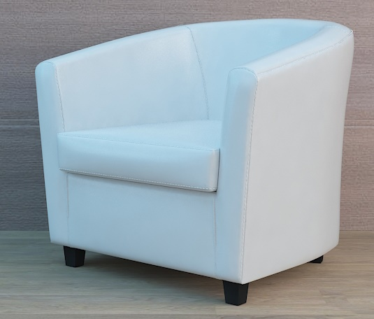 Sofá Poltrona Nazar - 3 cores disponíveis