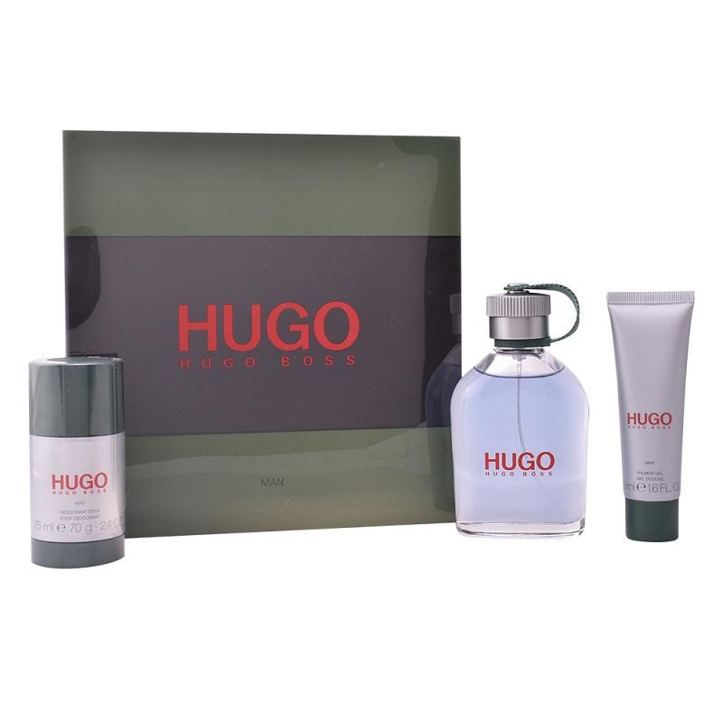 Coffret Hugo Homem Lote 3 - Hugo Boss
